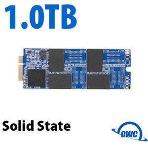 DIY Kit: 1.0TB OWC Aura 6G Solid-State Drive for 2012-13 iMac