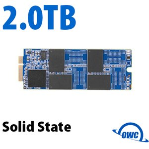 DIY Kit: 2.0TB OWC Aura 6G SSD for 2012-13 iMac