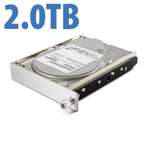 2.0TB OWC ThunderBay / Qx2 Spare Drive Assembly