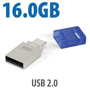 16.0GB OWC USB Dual Flash Drive