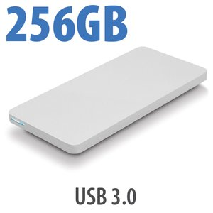 (*) 256GB OWC Envoy Pro EX External USB 3.0 SSD with 256GB Apple OEM PCIe Flash Drive