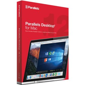 Parallels Desktop 12 for Mac - Use Windows Applications alongside your Mac Apps!