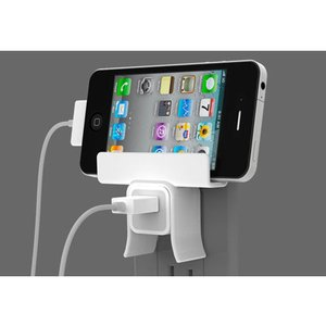 pi Mount Charger Mount for iPhone/iPod, White