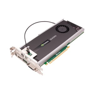 (*) NVIDIA Quadro 4000 Professional Graphics PCI-Express Video Card for the Apple Mac Pro 2008-2012