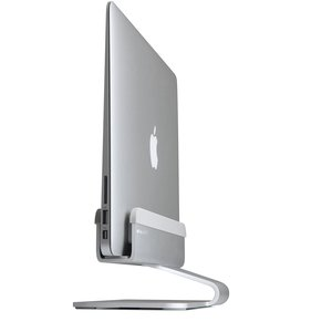 Rain Design RAI10038 mTower Vertical Laptop Stand - Space Gray