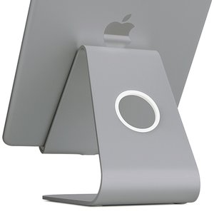 "Rain Design mStand tablet Stand for All Apple iPad Models and Tablets up to 13"" - Space Gray"