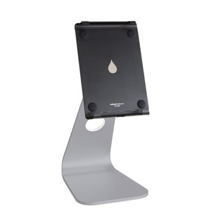 "Rain Design mStand tablet pro Adjustable Stand for Apple iPad Pro 9.7"" and Tablets up to 10"" - Space Gray"