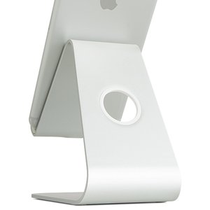 "Rain Design mStand mobile Stand for Apple iPhone, iPad and Tablets up to 8"" - Silver"