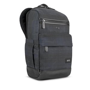 Solo Highland Boyd Laptop Backpack - Gray