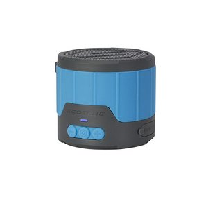 Scosche boomBOTTLE Mini Speaker - Blue