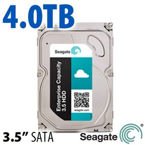 4.0TB Seagate Enterprise Capacity 3.5-inch Enterprise Class Hard Drive