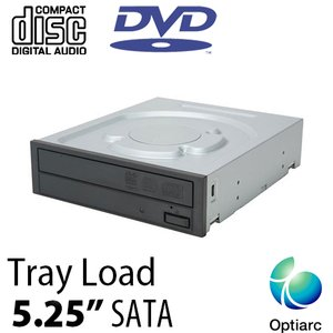 (*) Sony Optiarc 24X Internal DVD/CD Writer