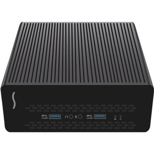 Sonnet Technologies Echo 15+ Thunderbolt 2 Dock with Blu-ray Drive & Storage Bay