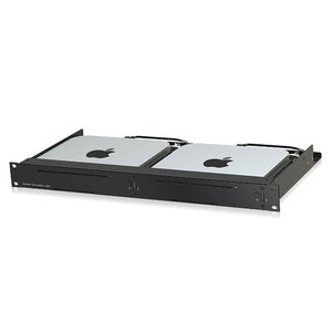 Sonnet Technologies Rack Mac Mini. Allows you to rack mount 2 Mac minis (2018 models)