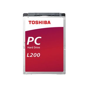 2.0TB Toshiba L200 Series 2.5-Inch 9.5mm SATA 6.0Gb/s 5400RPM Hard Drive