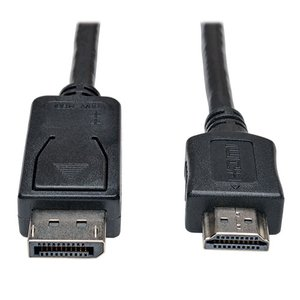 Tripp Lite 10' DisplayPort to HDMI Cable Adapter (M/M)