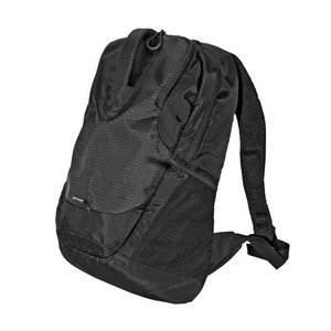 TechTent Polyester Laptop Backpack - Black