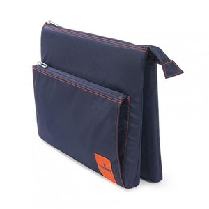 Tucano Lampo Slim Shoulder Bag - Blue