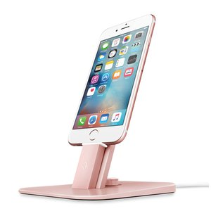 (*) Twelve South HiRise Deluxe for iPhone & iPad - Rose Gold