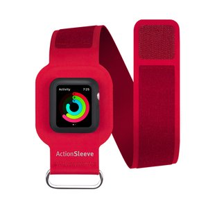 (*) Twelve South ActionSleeve Armband for 42mm Apple Watch - Red