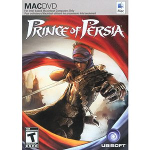Ubisoft: Prince of Persia for Mac. Rated 'T' for Teen.