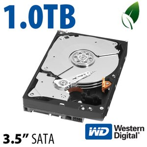 (*) 1.0TB Western Digital RE2-GP Enterprise 'GreenPower' SATA-II HDD 16MB Cache