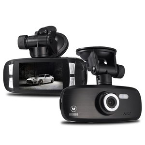 "Wicked HD Dashboard Cam with 2.7"" Display, NightVision"