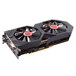 XFX AMD Radeon RX 580 GTS Black Edition PCIe Graphics Card
