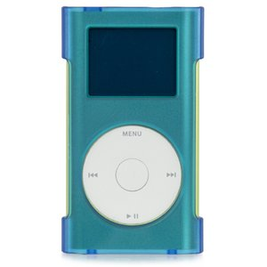 (*) XtremeMac Shieldz for iPod mini - Sky Color