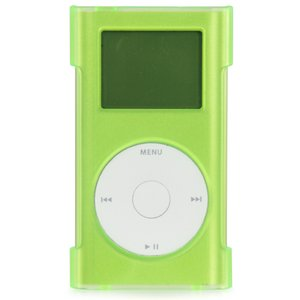 (*) XtremeMac Shieldz for iPod mini - Kiwi Color