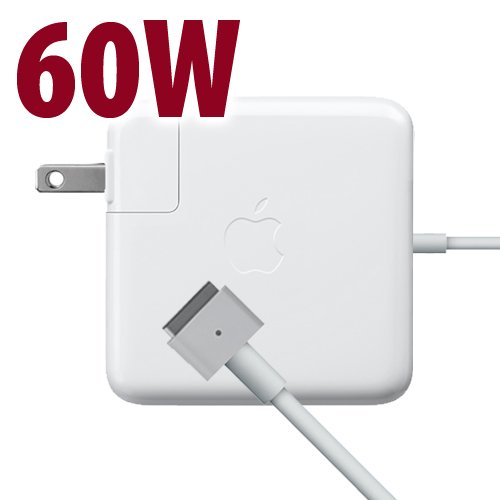 Apple EU Wall Plug Duck Head for Macbook and 13-inch Macbook Pro 60W Adapter