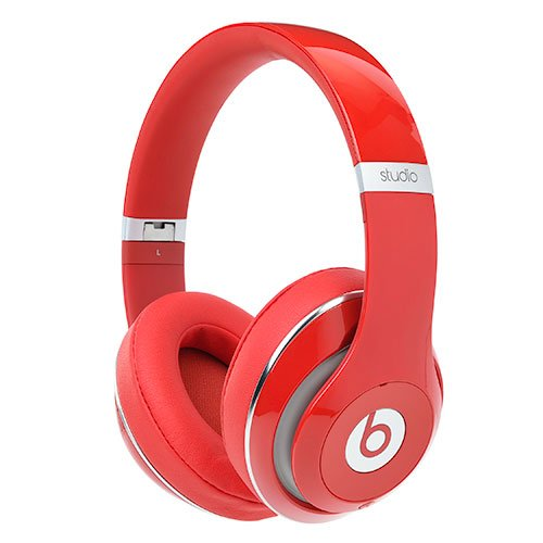 Apple Beats Studio2 Wireless Headphones Red