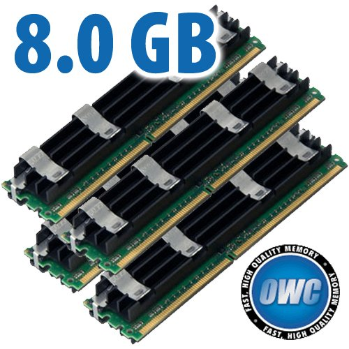 80GB OWC Memory Upgrade Kit For Early 2008 Mac Pro Tower