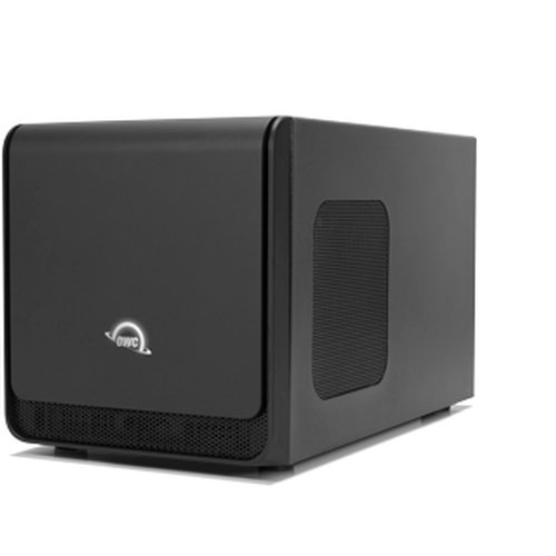 Turn your Mac into a power house with OWC's Mercury Helios FX 650 eGPU