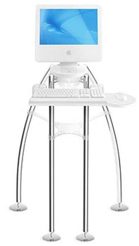 Rain Design iGo Stand for iMac G4, G5, Intel - Sitting Model