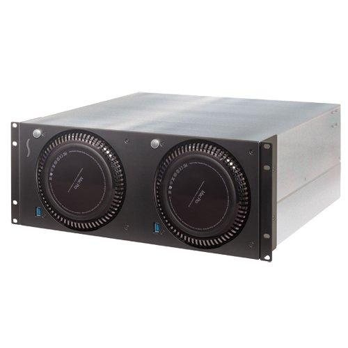 Sonnet RackMac Pro Rackmount Enclosure for Two Mac Pro Computers