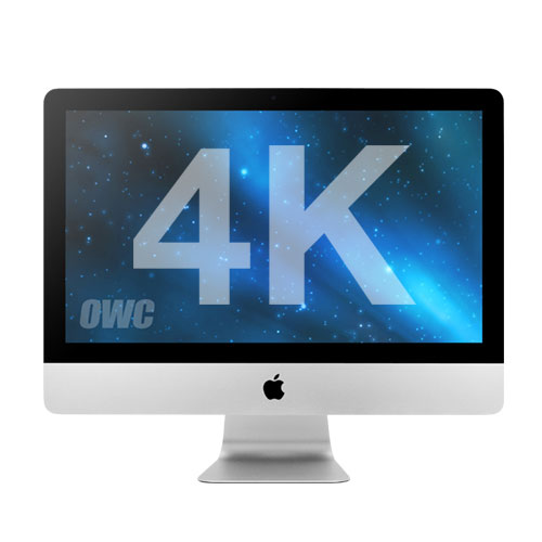 "Apple 21.5"" iMac Retina 4K (2015) 3.1GHz Quad Core i5 - Used, Very Good condition"