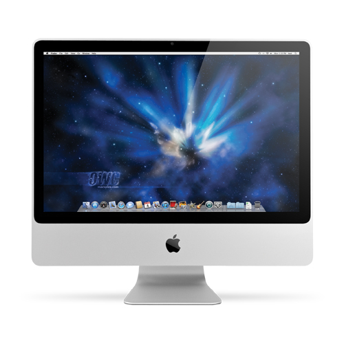 "Apple 24"" iMac (2009) 2.66GHz Core 2 Duo  - Used, Very Good condition"