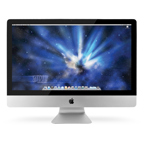 "Apple 27"" iMac (2010) 3.2GHz Dual Core i3 - Used, Good condition"