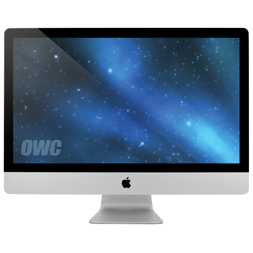"Apple 27"" iMac (2012) 3.4GHz Quad Core i7 - Used, Very Good condition"