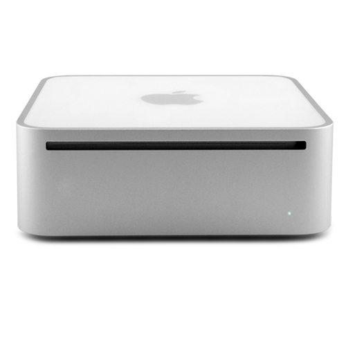 Apple Mac mini (2009) 2GHz Core 2 Duo, White - Used, Very Good condition