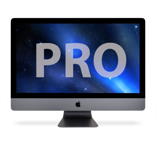 "Apple 27"" iMac Pro Retina 5K (2017) 3.2GHz 8-core Xeon W - Apple Refurbished, Factory Sealed"