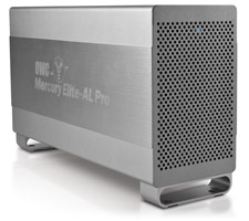 OWC Mercury Elite Pro Dual RAID Enclosure