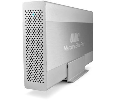 OWC Mercury Elite Pro Enclosure with plus1 Port