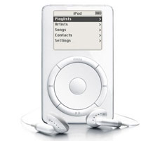 iPod 1st Generation