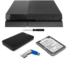 OWC DIY HDD Upgrade Kit for PS4