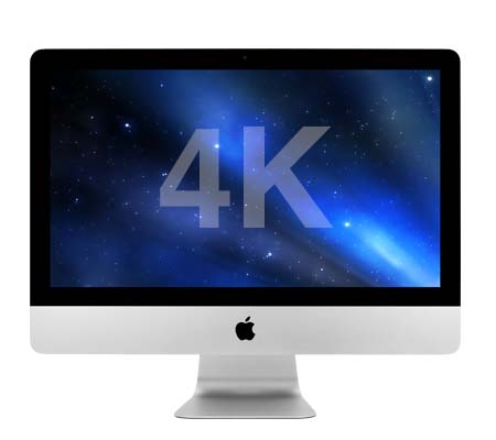 iMac 21.5-inch with Retina 4K display (Late 2015)