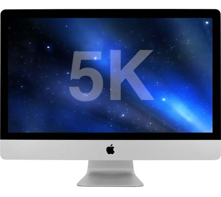 iMac (27-Inch with Retina 5K display, Late 2014 / Mid 2015)