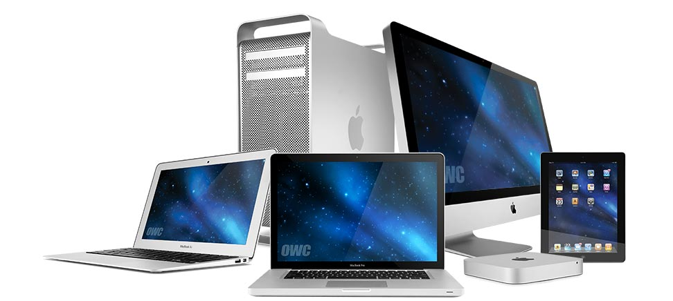 Pre-Owned Macs from OWC