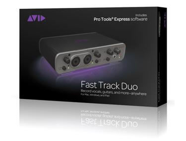 Fast track pro asio